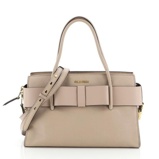 Preload https://img-static.tradesy.com/item/27669936/miu-miu-madras-fiocco-bow-tote-leather-medium-shoulder-bag-0-0-540-540.jpg
