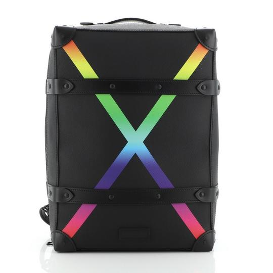 Preload https://img-static.tradesy.com/item/27669949/louis-vuitton-soft-trunk-rainbow-taiga-leather-pm-backpack-0-0-540-540.jpg