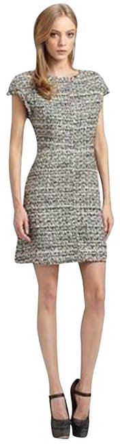 Preload https://img-static.tradesy.com/item/27670020/alice-olivia-black-and-white-grisel-tweed-short-workoffice-dress-size-2-xs-0-1-650-650.jpg