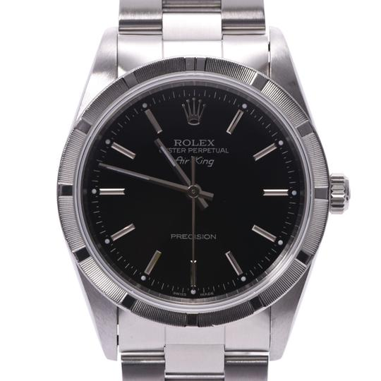 Preload https://img-static.tradesy.com/item/27670061/rolex-air-king-14010-men-s-ss-wrist-dial-watch-0-0-540-540.jpg