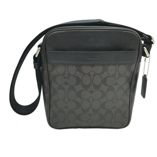 Preload https://img-static.tradesy.com/item/27670236/coach-ladies-silver-hardware-pvc-leather-brown-signature-line-shoulder-bag-0-0-540-540.jpg