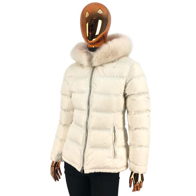 Preload https://img-static.tradesy.com/item/27670376/prada-beige-w-womens-polyester-puffer-down-jacket-fur-hood-coat-size-2-xs-0-0-650-650.jpg