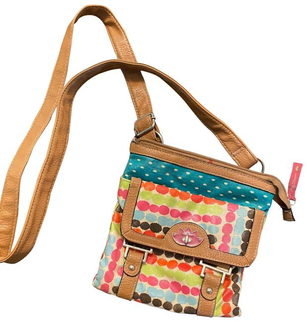 Lily Bloom Multicolor Cross Body Bag Lily Bloom Multicolor Cross Body Bag Image 1