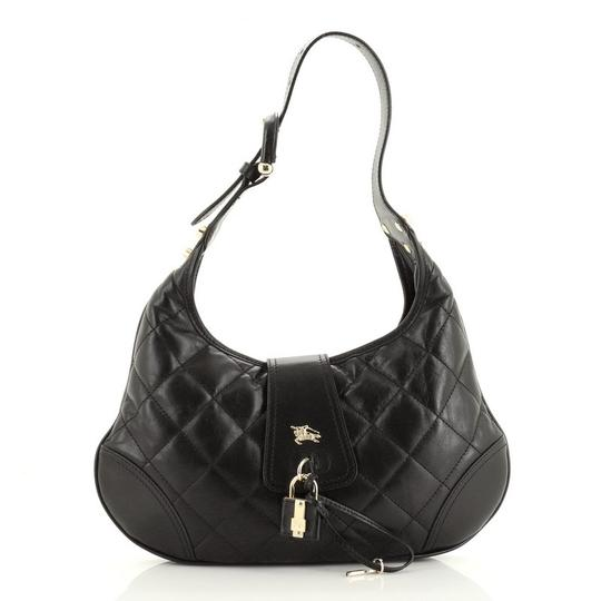 Preload https://img-static.tradesy.com/item/27670544/burberry-hobo-brook-quilted-small-black-leather-wristlet-0-0-540-540.jpg