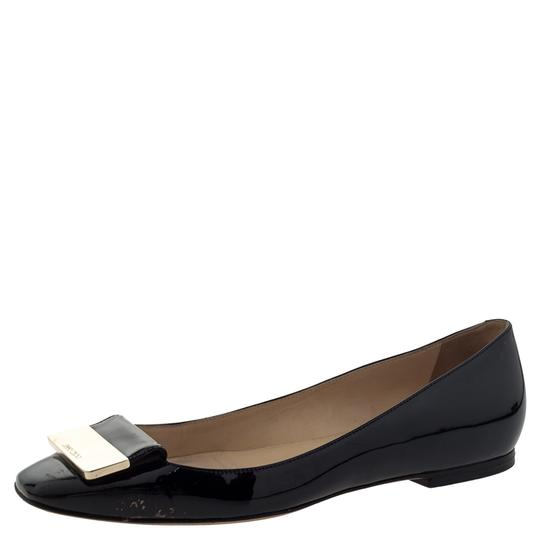 Preload https://img-static.tradesy.com/item/27670642/jimmy-choo-black-patent-leather-ballet-flats-size-us-7-regular-m-b-0-0-540-540.jpg