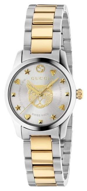 Item - Gold and Silver 530243 Ladies G-timeless 27mm Watch