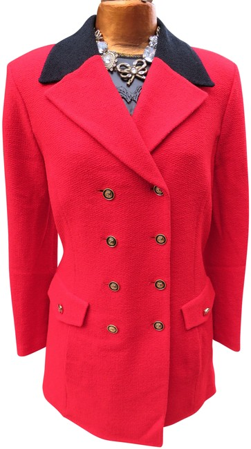 Item - Red Collection Jacket Size 10 (M)