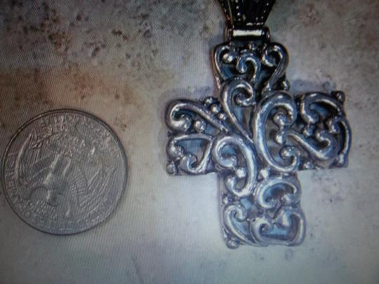 Other STERLING SILVER CROSS