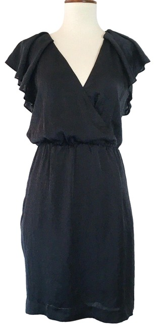 Preload https://img-static.tradesy.com/item/27672615/ax-armani-exchange-black-v-neck-ruffle-sleeves-mid-length-workoffice-dress-size-6-s-0-1-650-650.jpg