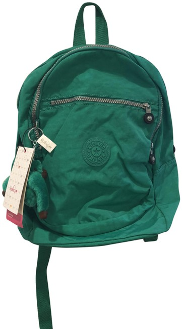 Item - Green Canvas Backpack