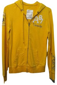 Aropostale Light Weight Aero Yellow Jacket