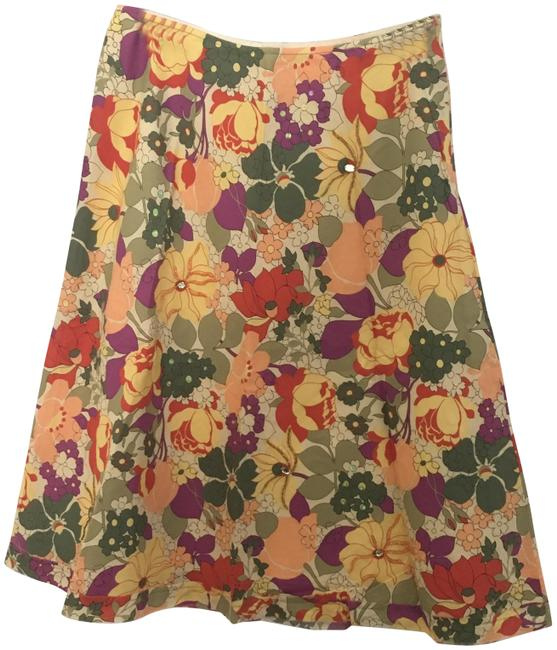 Item - Multicolor Skirt Size 4 (S, 27)
