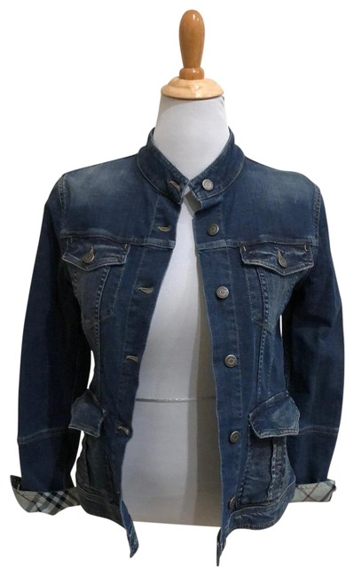 Item - Blue Woman's Jacket Size 10 (M)