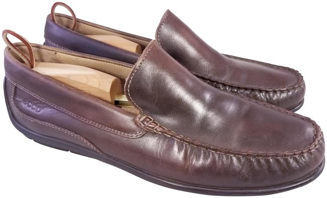 Item - Brown Classic Moc 2 Leather Loafers Man 44/10-10.5 Formal Shoes Size EU 44 (Approx. US 14) Regular (M, B)