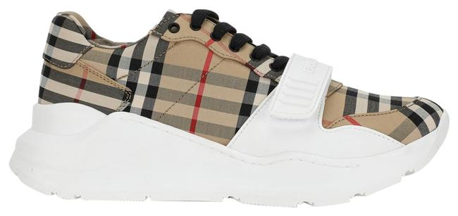 Burberry Beige Df Vintage Check Sneakers Size EU 40 (Approx. US 10) Regular (M, B) Burberry Beige Df Vintage Check Sneakers Size EU 40 (Approx. US 10) Regular (M, B) Image 1