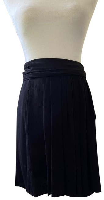 Isabel Marant Black Kristle Wrap Skirt Size 8 (M, 29, 30) Isabel Marant Black Kristle Wrap Skirt Size 8 (M, 29, 30) Image 1