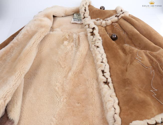 Fendi Brown Woman's Suede By Neiman Marcus Coat Size 6 (S) Fendi Brown Woman's Suede By Neiman Marcus Coat Size 6 (S) Image 10
