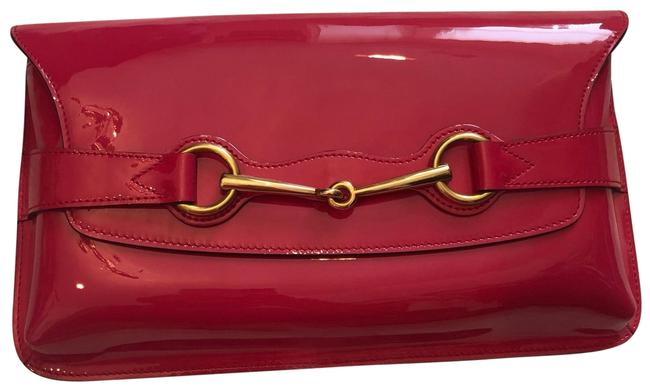 Item - Pink Patent Leather Clutch