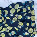 Fame and Partners Blue Yellow The Vorsane Playsuit Lemon Romper/Jumpsuit Fame and Partners Blue Yellow The Vorsane Playsuit Lemon Romper/Jumpsuit Image 6