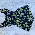 Fame and Partners Blue Yellow The Vorsane Playsuit Lemon Romper/Jumpsuit Fame and Partners Blue Yellow The Vorsane Playsuit Lemon Romper/Jumpsuit Image 7