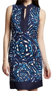 Jessica Howard short dress Blue Multi on Tradesy