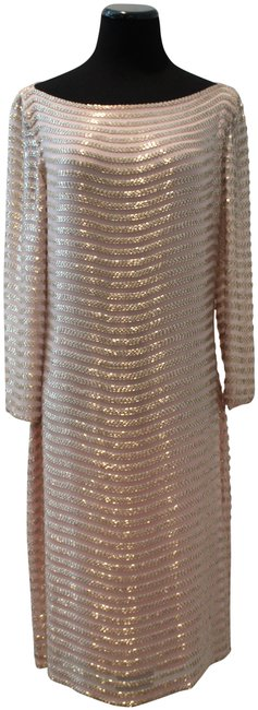 Item - Pink Spring Collection Mid-length Night Out Dress Size 10 (M)