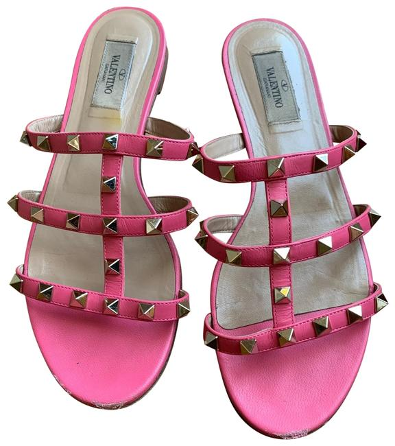 Item - Pink Pw2s0c49vod Flats Size EU 38 (Approx. US 8) Regular (M, B)