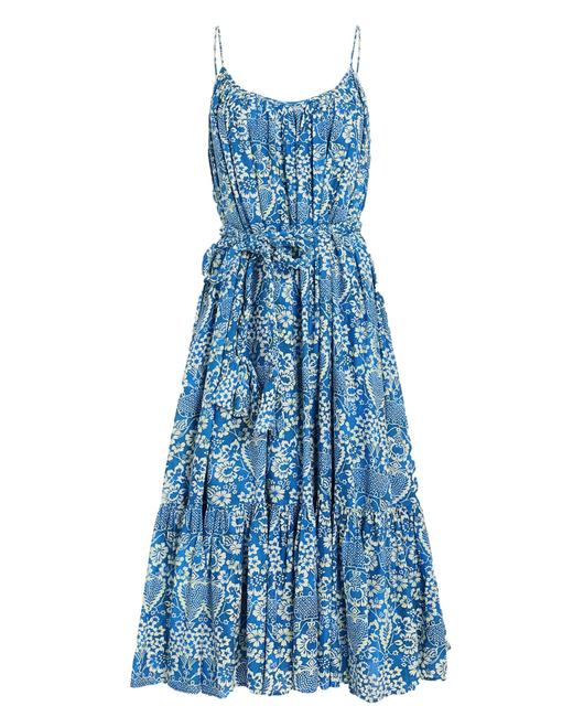 Item - Blue Lea Midi Mid-length Casual Maxi Dress Size 8 (M)