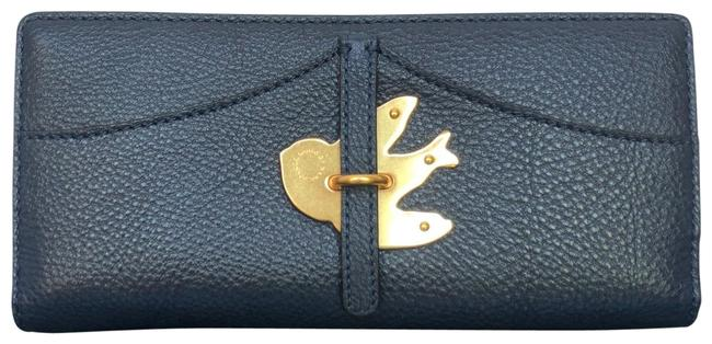 Marc by Marc Jacobs Navy Wallet Marc by Marc Jacobs Navy Wallet Image 1
