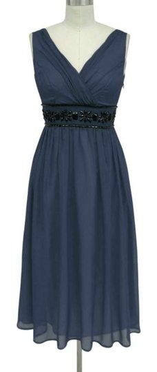 Preload https://img-static.tradesy.com/item/276855/navy-blue-chiffon-goddess-beaded-waist-size3x4x-destination-bridesmaidmob-dress-size-28-plus-3x-0-0-540-540.jpg