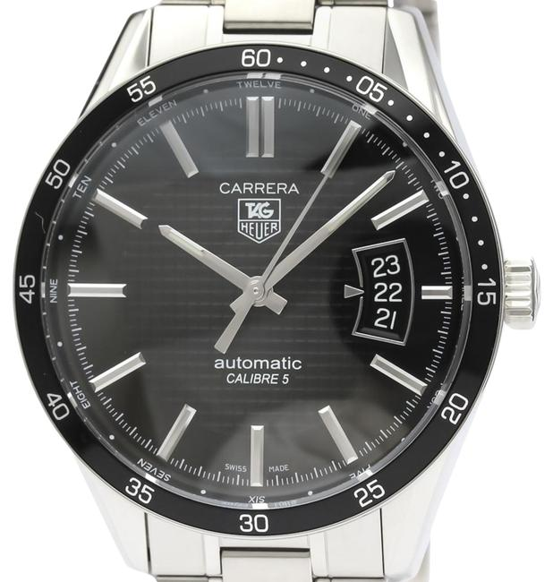 TAG Heuer Carrera Stainless Steel Men's Sports Wv211m Watch TAG Heuer Carrera Stainless Steel Men's Sports Wv211m Watch Image 1