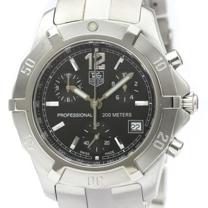 Tag Heuer TAG HEUER 2000 Stainless Steel Quartz Mens Watch CN1110
