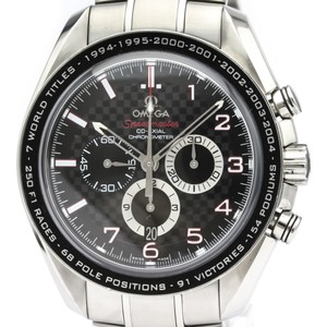 Omega Omega Speedmaster Automatic Stainless Steel Men's Sports Watch 321.30.44.50.01.001