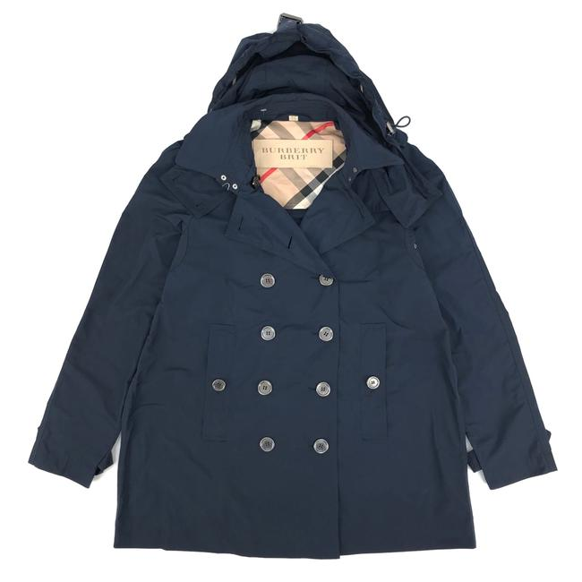 Preload https://img-static.tradesy.com/item/27686457/burberry-brit-navy-blue-w-womens-polyester-hooded-doublebreasted-nova-ch-coat-size-8-m-0-1-650-650.jpg