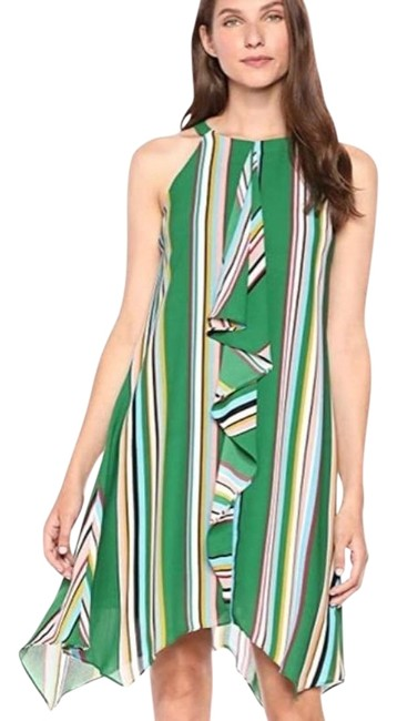 Preload https://img-static.tradesy.com/item/27686740/diane-von-furstenberg-green-halter-swing-mid-length-cocktail-dress-size-8-m-0-1-650-650.jpg