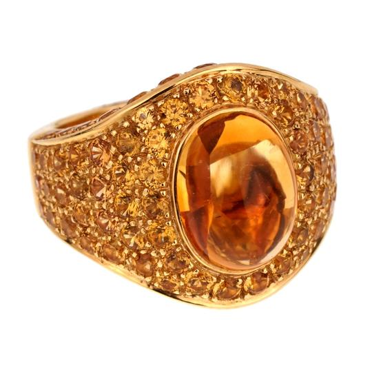 Preload https://img-static.tradesy.com/item/27686852/roberto-coin-yellow-gold-109ct-citrine-pave-cocktail-1940-ring-0-0-540-540.jpg