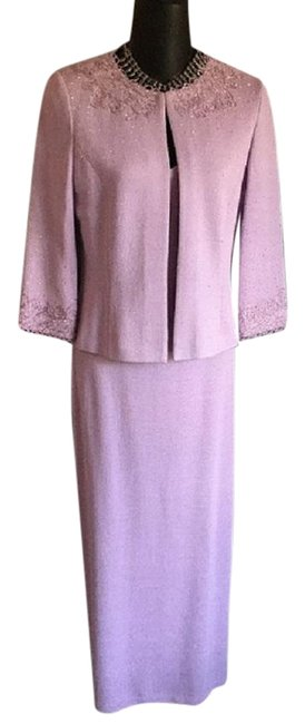 Preload https://img-static.tradesy.com/item/27686866/st-john-purple-evening-3pc-lavender-p-2-skirt-suit-size-6-s-0-1-650-650.jpg