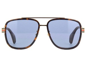 Gucci Gucci Aviator GG0448S - 004 58mm Sunglasses