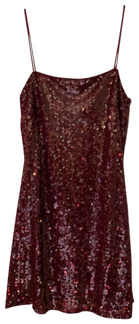 Preload https://img-static.tradesy.com/item/27686981/red-sequin-short-night-out-dress-size-10-m-0-1-650-650.jpg