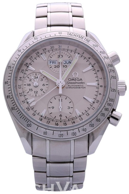 Omega Speedmaster Day Date 3221.30 Chronograph 40mm Tf805 Watch Omega Speedmaster Day Date 3221.30 Chronograph 40mm Tf805 Watch Image 1