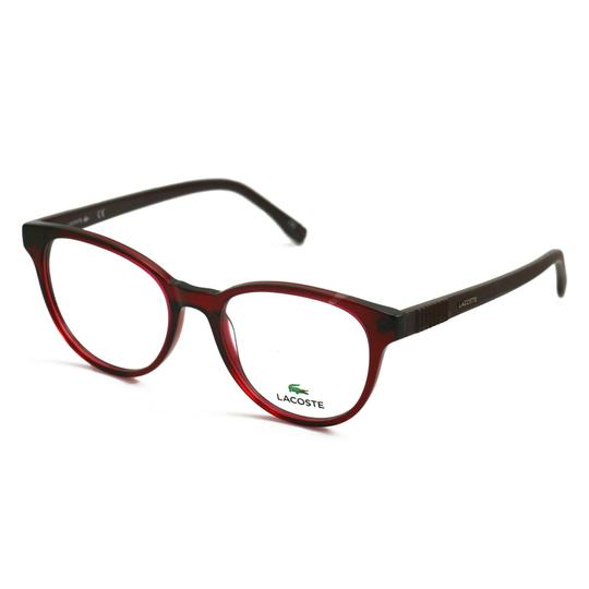Preload https://img-static.tradesy.com/item/27687140/lacoste-burgundy-women-s-eyeglasses-full-rim-od013c035117140-52-18-140-0-0-540-540.jpg