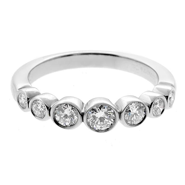 Item - White Co Platinum Diamond 9 Ring