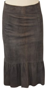 Theory Skirt BROWN