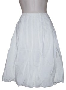 BCBGMAXAZRIA Skirt white