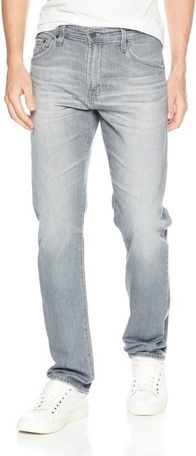 Item - Gray Medium Wash Men's The Ives Modern Athletic Relaxed Fit Jeans Size 16 (XL, Plus 0x)