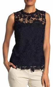 Nanette Lepore Top Navy