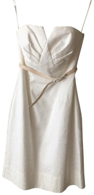 Item - Strapless Mid-length Cocktail Dress Size 4 (S)