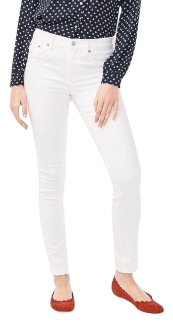 Item - White Light Wash Skinny Jeans Size 27 (4, S)