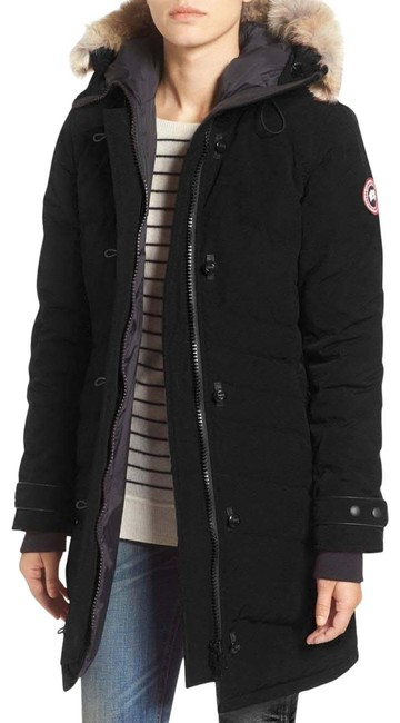 Preload https://img-static.tradesy.com/item/27698453/canada-goose-black-lorette-hooded-down-parka-coyote-fur-trim-coat-size-8-m-0-1-650-650.jpg