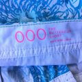 Lilly Pulitzer Blue and White Lion In The Sun Shorts Size 00 (XXS, 24) Lilly Pulitzer Blue and White Lion In The Sun Shorts Size 00 (XXS, 24) Image 9